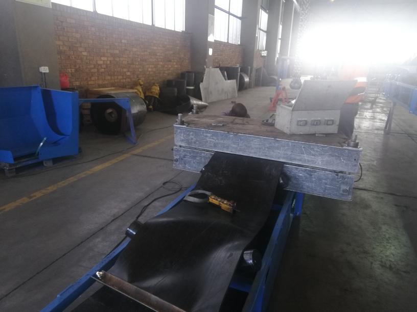 Conveyor Belt Repairs