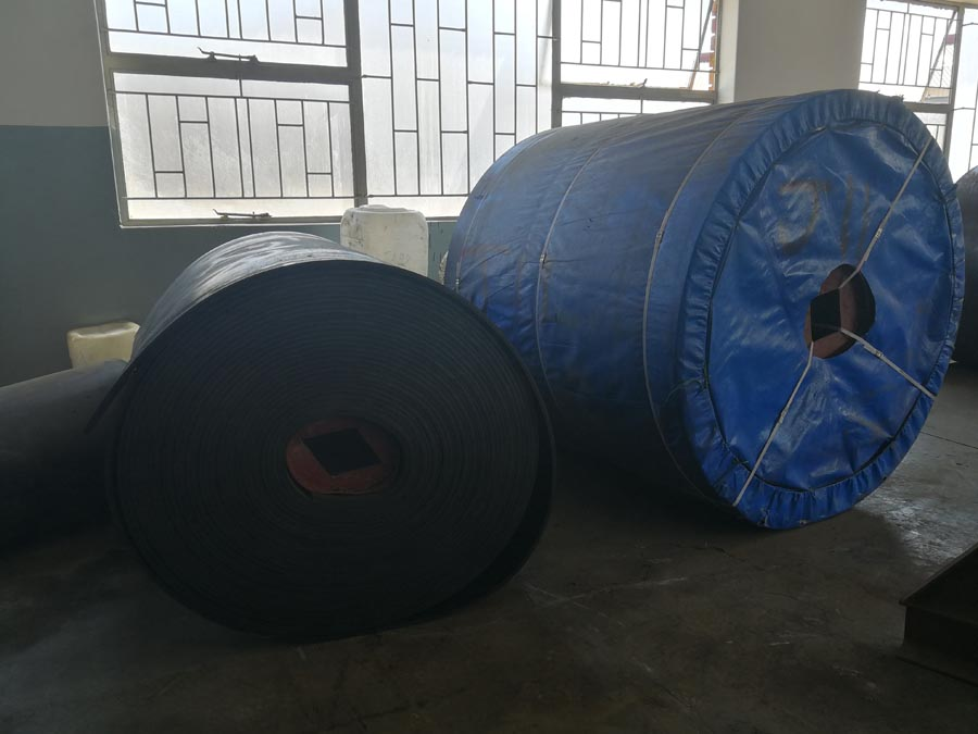 Rubber Sheeting For Conveypr Belting